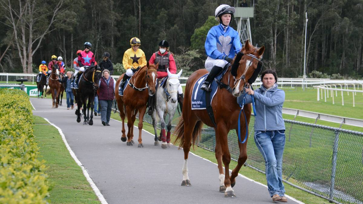 Manning Valley Race Club to run seven event program