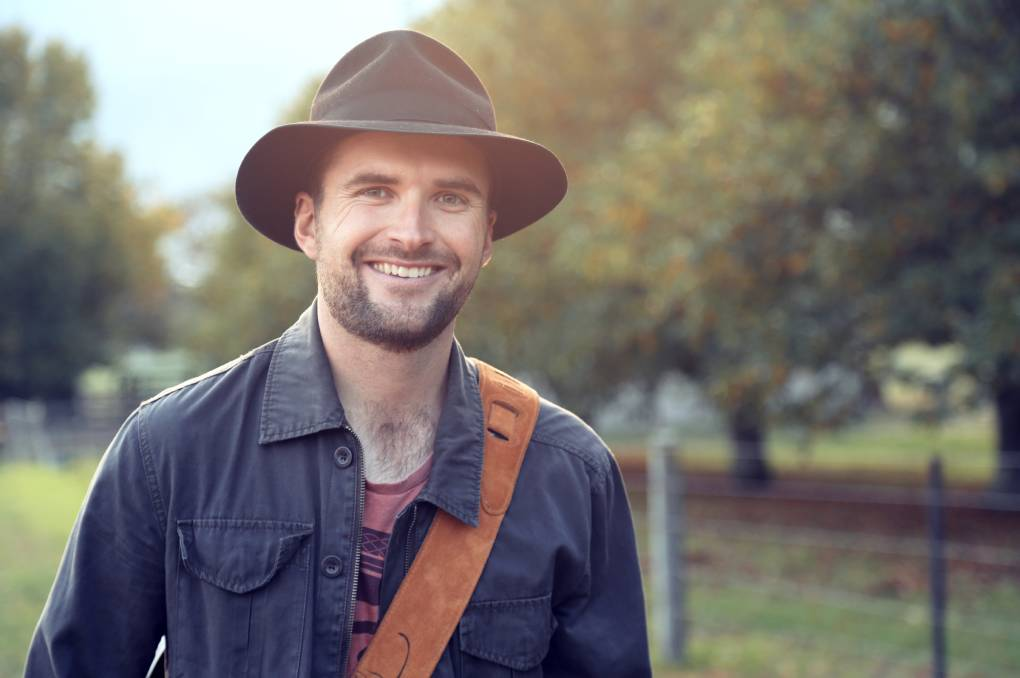Country music singer/songwriter, Dan Higgins grew up on a rural property in Nowendoc. Photo supplied