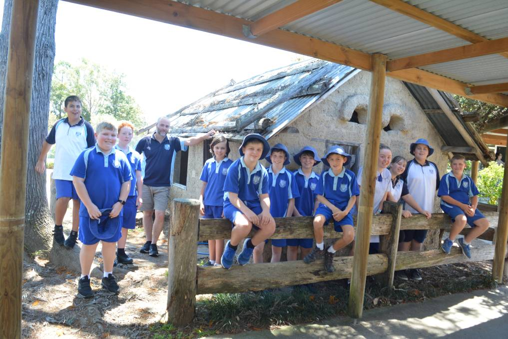 Barrington Public School's year five and six students are excited to be a part of the One Giant Leap Australia Foundation's Seeds in Space project.