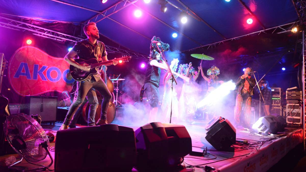 The Wingham Akoostik Festival will return to Wingham Showground in October.