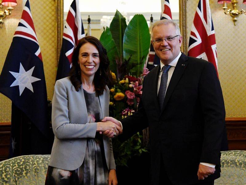 Jacinda Ardern and Scott Morrison have spoken ahead of New Zealand announcing a trans-Tasman bubble.