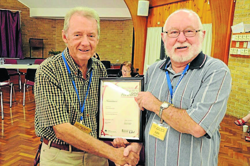 Weather puts damper on relay | Manning River Times | Taree
